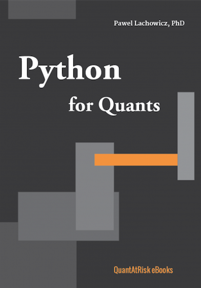Python for Quants small