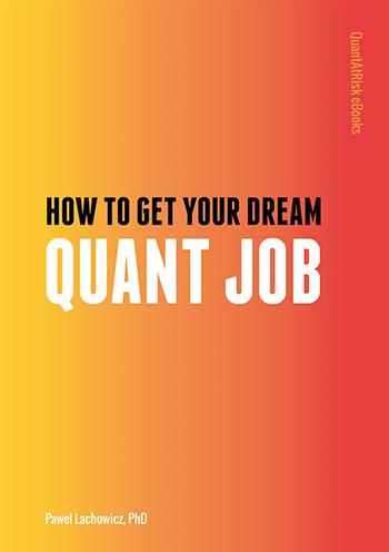 How to Get a Job as a Quant eBook
